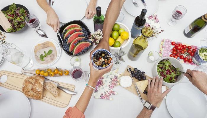 Buenos Hábitos Alimenticios
