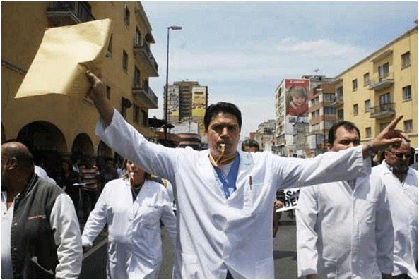 OPS Expresa Preocupación por Déficit de Trabajadores de la Salud en las Américas