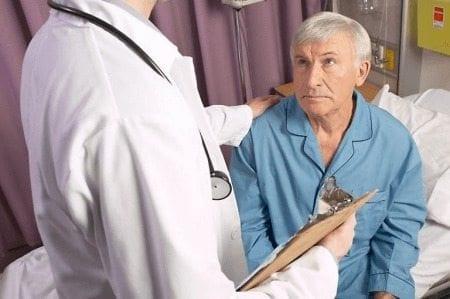 Estadounidenses mayores viven con Enfermedades Crónicas
