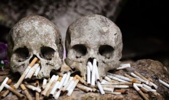 Raíces de la adicción a la nicotina