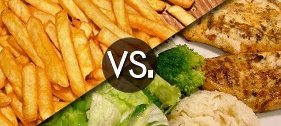 Separan las grasas buenas de las malas