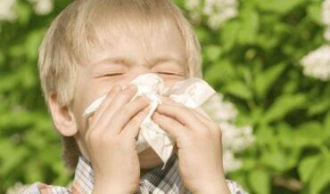 Anticonceptivos elevarían chances de tener hijos Alérgicos