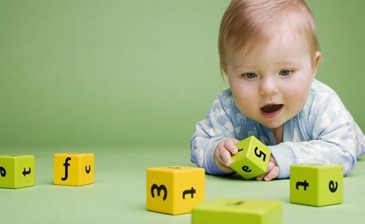 Descubren que los bebés distinguen entre su Idioma Nativo y uno Extranjero a los 4 meses de edad