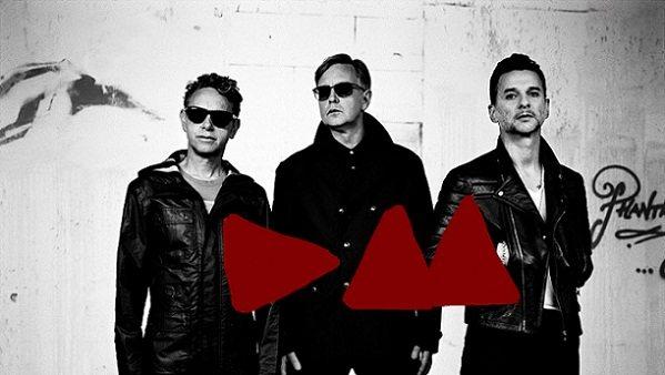 Depeche Mode de gira por Europa