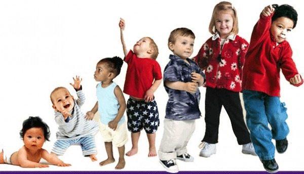 OMS difunde un Nuevo Patrón de Crecimiento Infantil