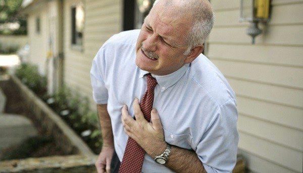 Primer Ataque Cardiaco