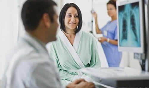 Admisiones Hospitalarias por Enfermedad Pulmonar