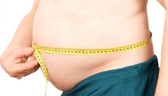 Tener la Cintura Grande Eleva el Riesgo de Diabetes