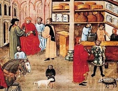 Farmacia en la Edad Media