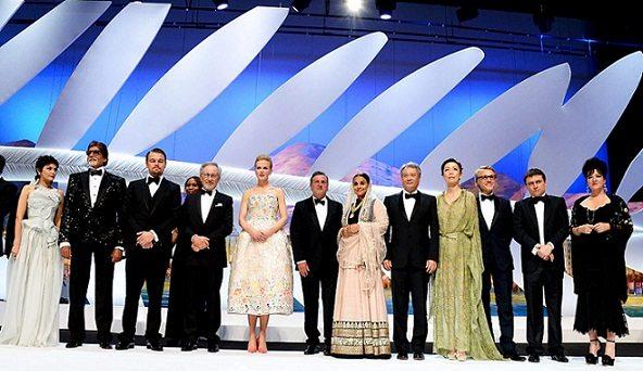 Ganadores de Cannes 2013