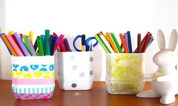 Laminas multicolores decorativas