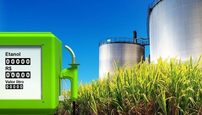 Planta de etanol a base de caña