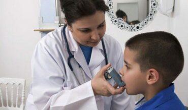 Asma en Niños Norteamericanos