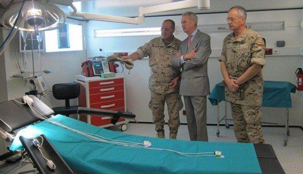 Cirugía en los Conflictos Armados
