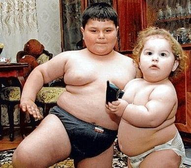 Localizan Genes de la Obesidad Infantil