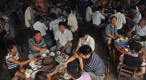 Inmigrantes Chinos