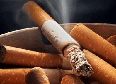 Nicotina aumenta los Niveles de Glucemia