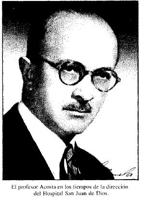 Profesor José del Carmen Acosta