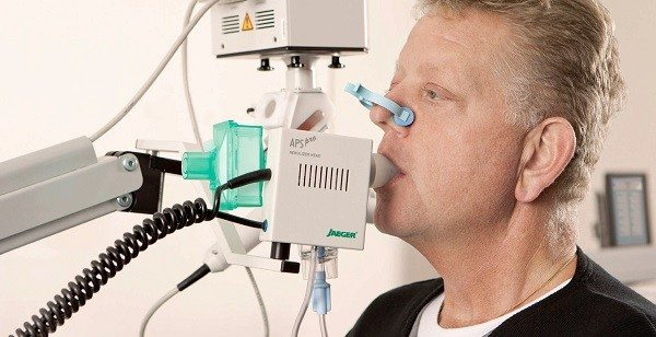 Pruebas de Función Pulmonar