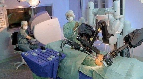Robótica en Cirugía