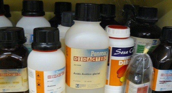 Toxicidad de Solventes Orgánicos