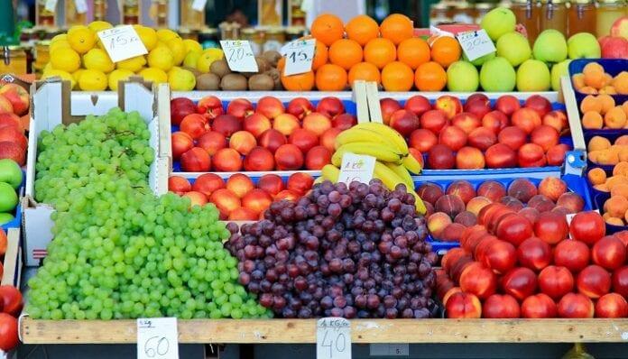 comercialización de alimentos