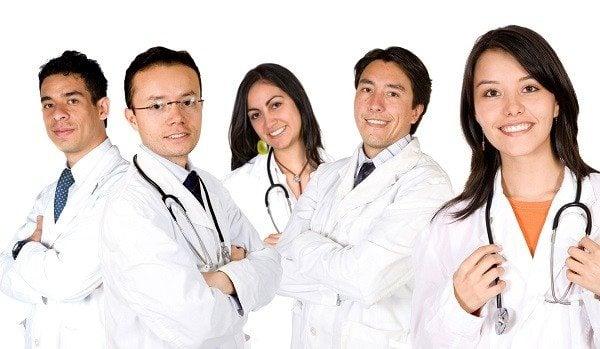 doctores - Ley en Salud