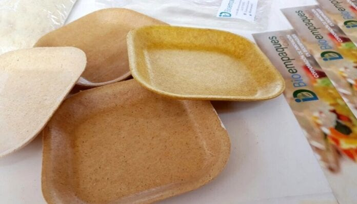 producción de bioempaques