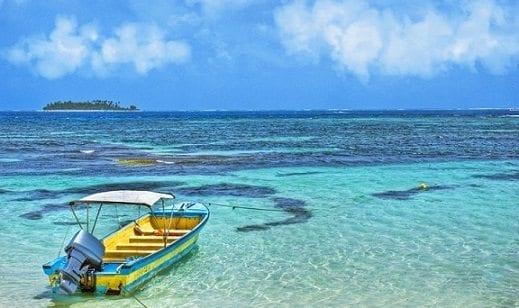 archipiélago de San Andrés