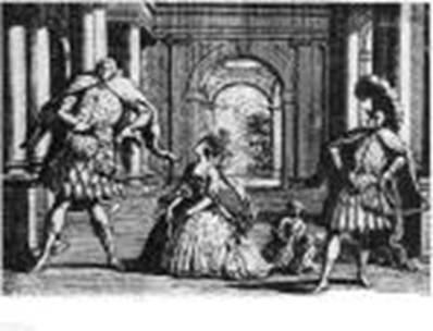 Famosos castrati - Ópera de Handel