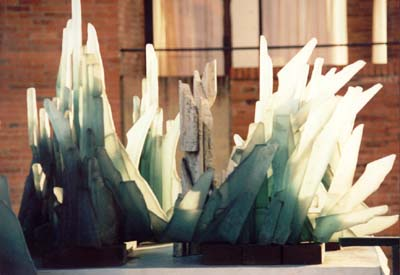 "Obra, Iceberg ""Cristal de Roca"" - German Tessarolo"