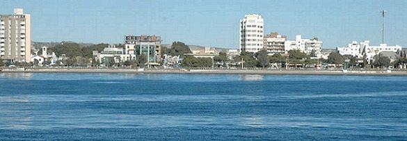 Hoteles en Chubut
