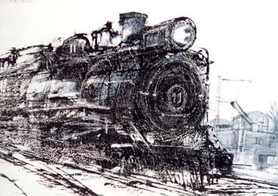 Obra Tren - German Tessarolo