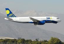 sky-avion-aerolineas Chilenas