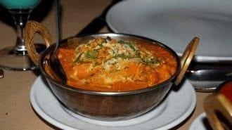 Cordero en salsa de Cardamomo y Almendras
