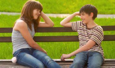 Afecto y enamoramiento en adolescentes