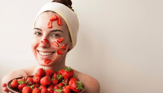 Mascarillas con fresa