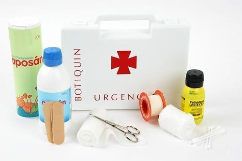 Primeros Auxilios en Infecciones - Heridas