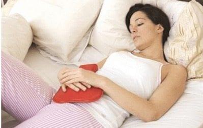 cólico menstrual