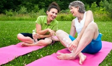 menopausia ejercicios