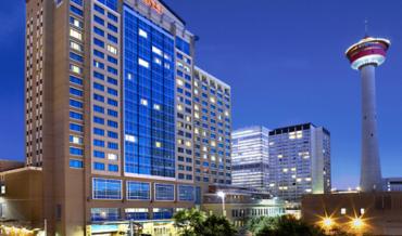 Hoteles en Calgary