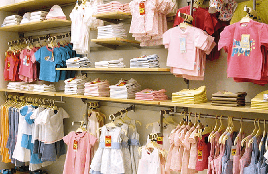 Almacenes de ropa para ni os monteria cordoba colombia for Decoracion de almacenes de ropa