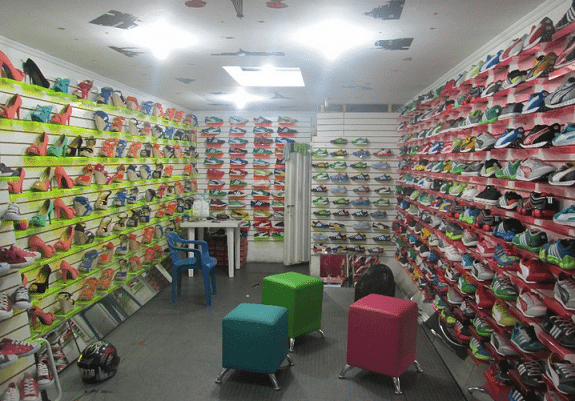 Almacenes de zapatos en cali calzado en valle del cauca for Decoracion de interiores zapaterias