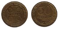Monedas acuñadas en Colombia para uso exclusivo en los leprocomios