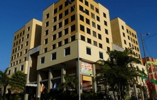 Hoteles en Armenia