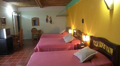 Eco Hotel Santa Bárbara