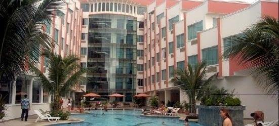 Hoteles en Atacames