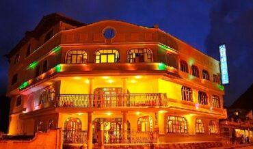 Hoteles en Baños
