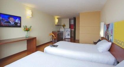Viaggio Urbano Apartamentos Amoblados - Hoteles en Bogotá