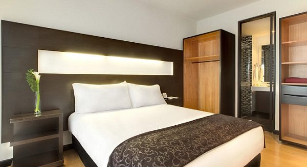 Continental All Suites Hotel - Hoteles en Bogotá